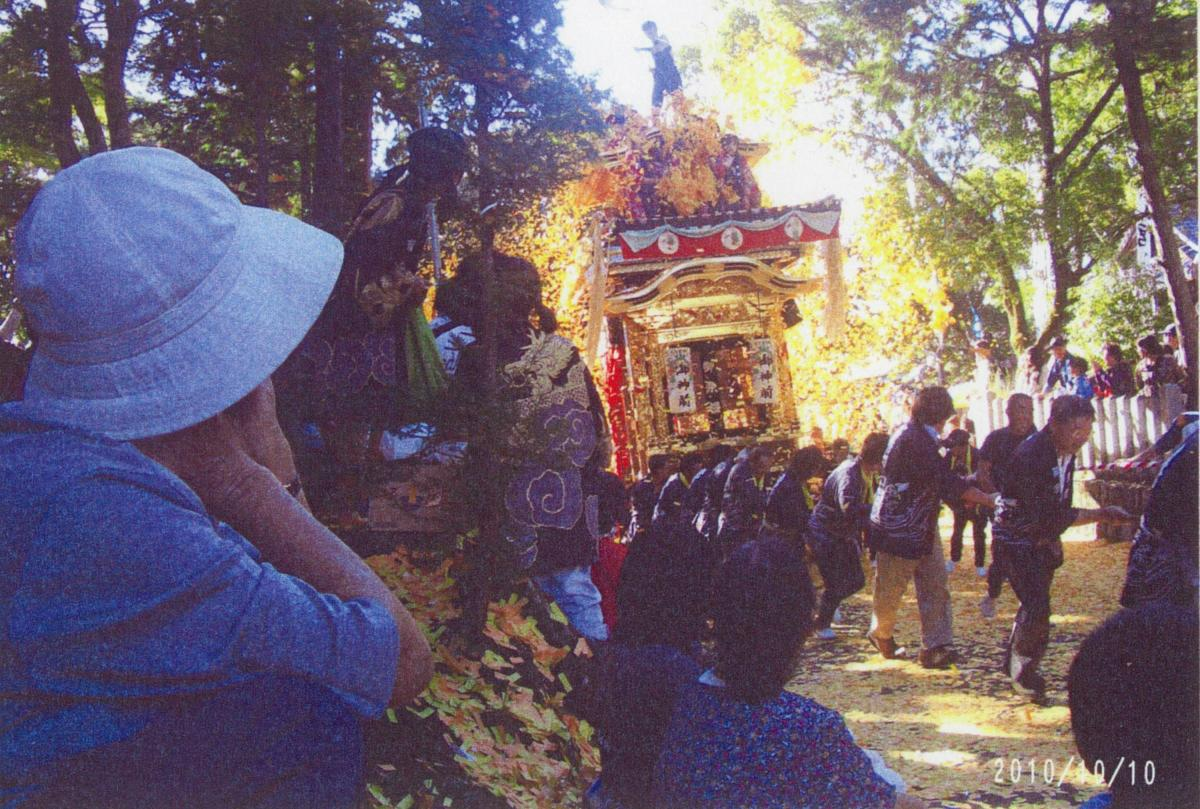Yashiro-cho Hachimangu Shrine Annual Grand Festival