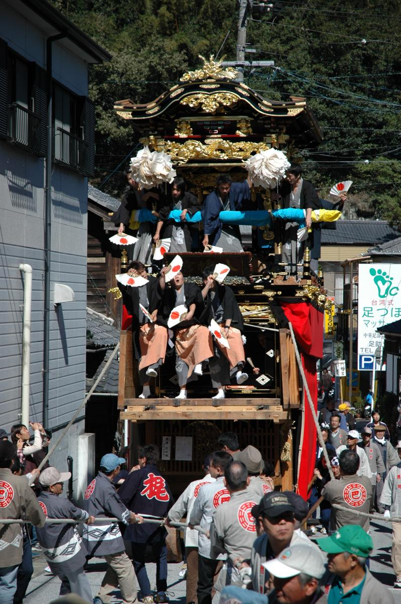 Asuke Hachimangu Shrine Annual Festival