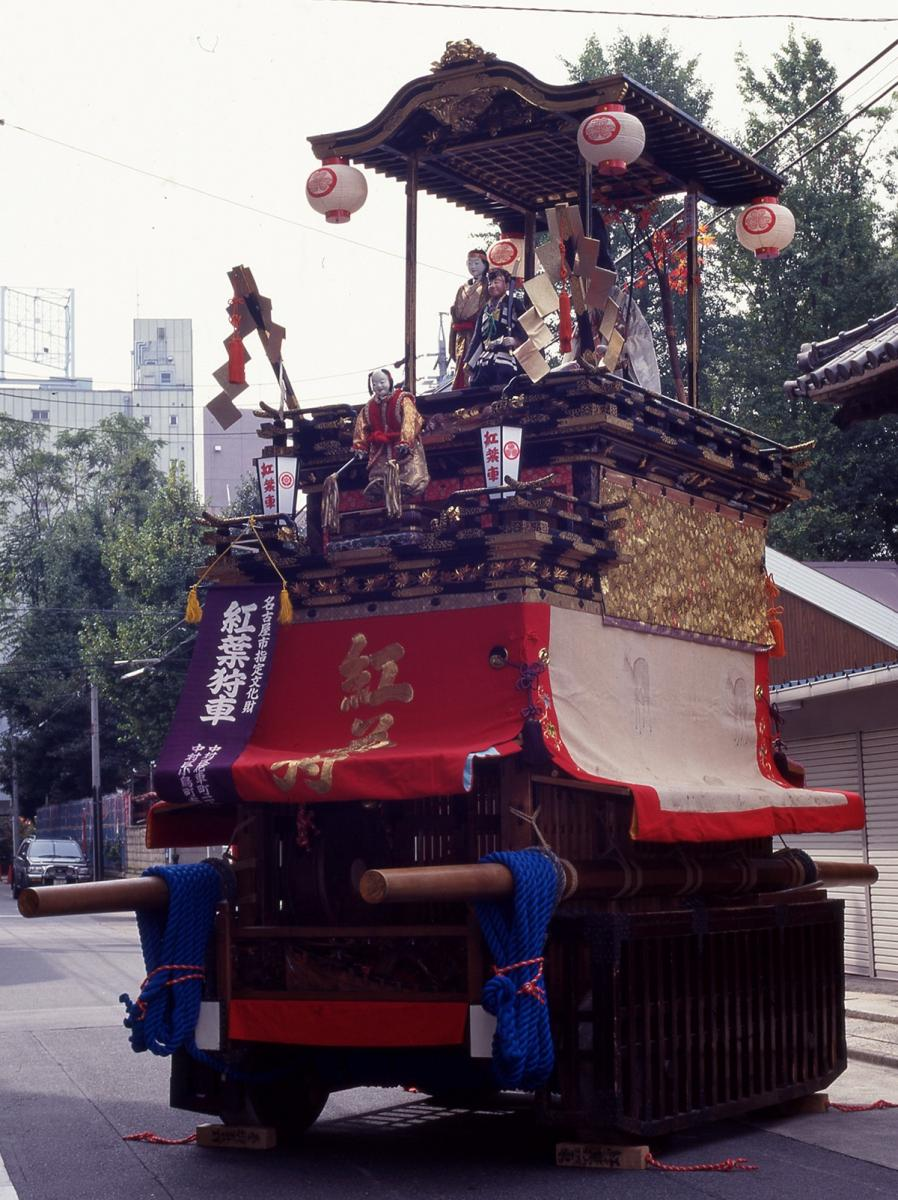 Hanaguruma Shinmei-sha Shrine Festival